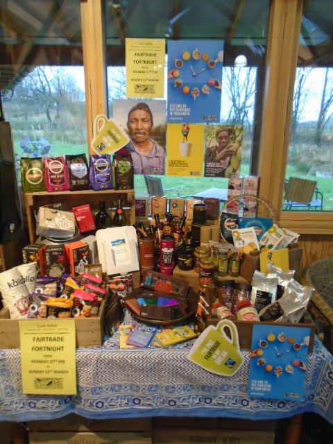 Loch Arthur display